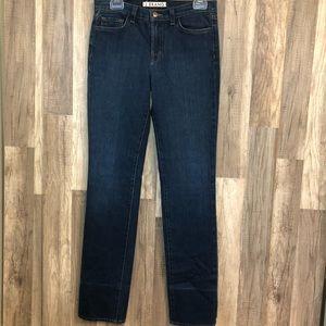 J Brand 8500 SDBLU Straight Jeans 27